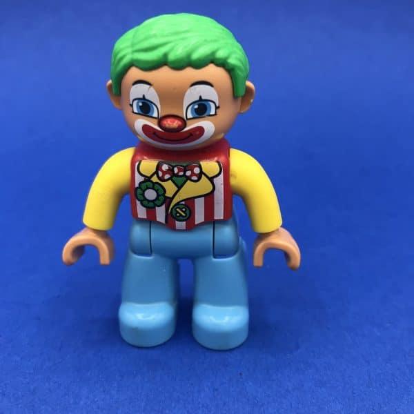 Duplo-clown