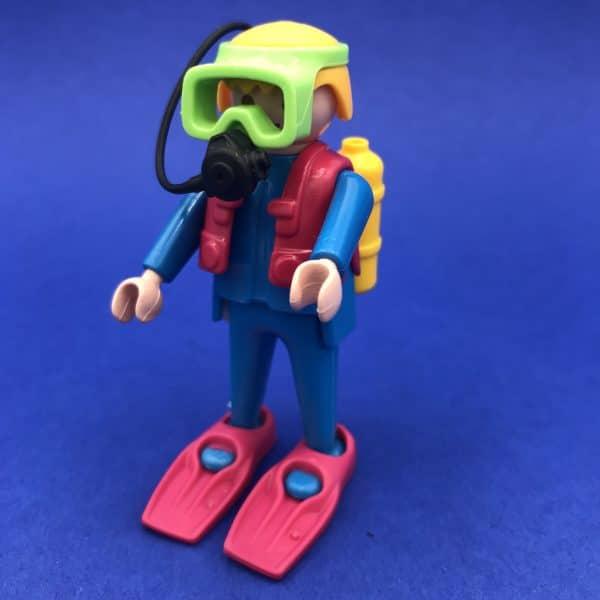 Playmobil-duiker