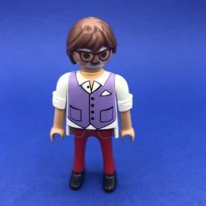 Playmobil-intellectueel