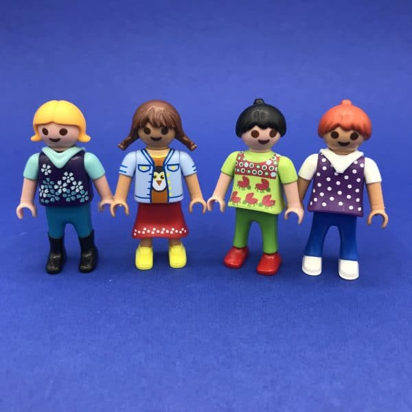 Playmobil-meisjes