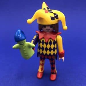 Playmobil-nar