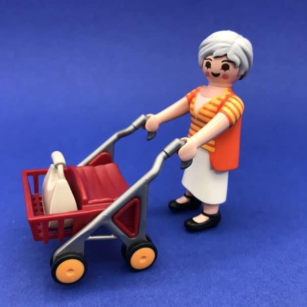 Playmobil-oma-rollator