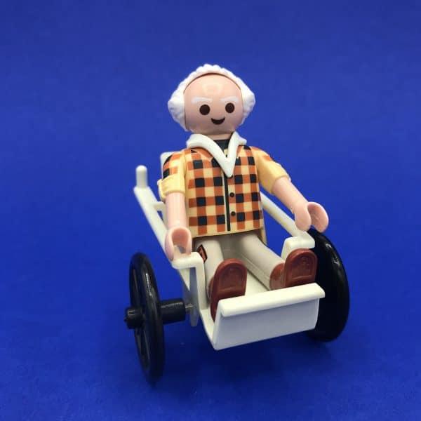 Playmobil-opa-rolstoel