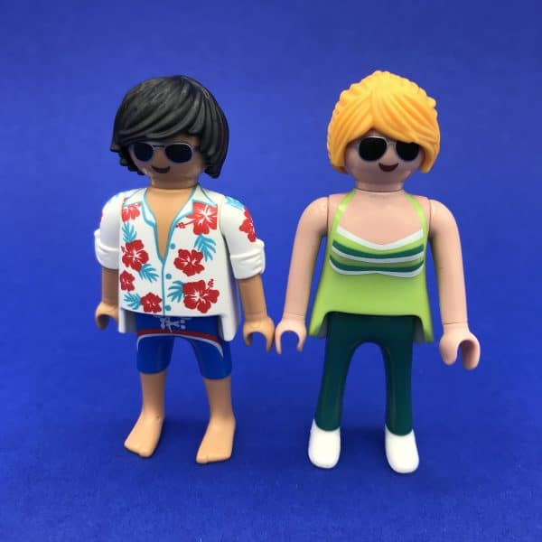 Playmobil-puber