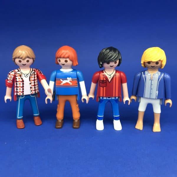 Playmobil-pubers