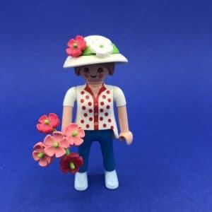Playmobil-meisje-bloemen