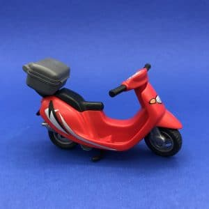Playmobil-scooter