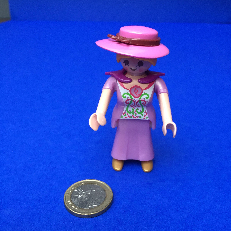 Playmobil-vrouw-hoed
