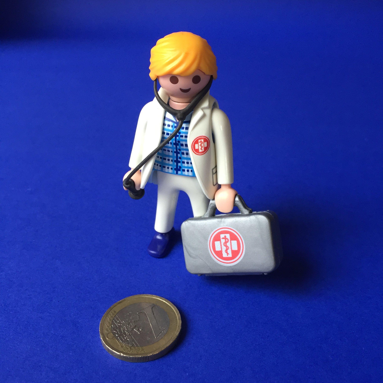 Playmobil-dokter