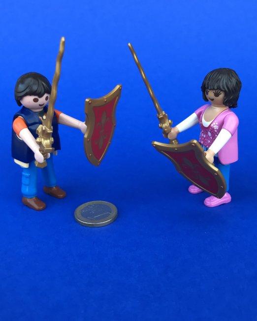 Playmobil-vechtscheiding