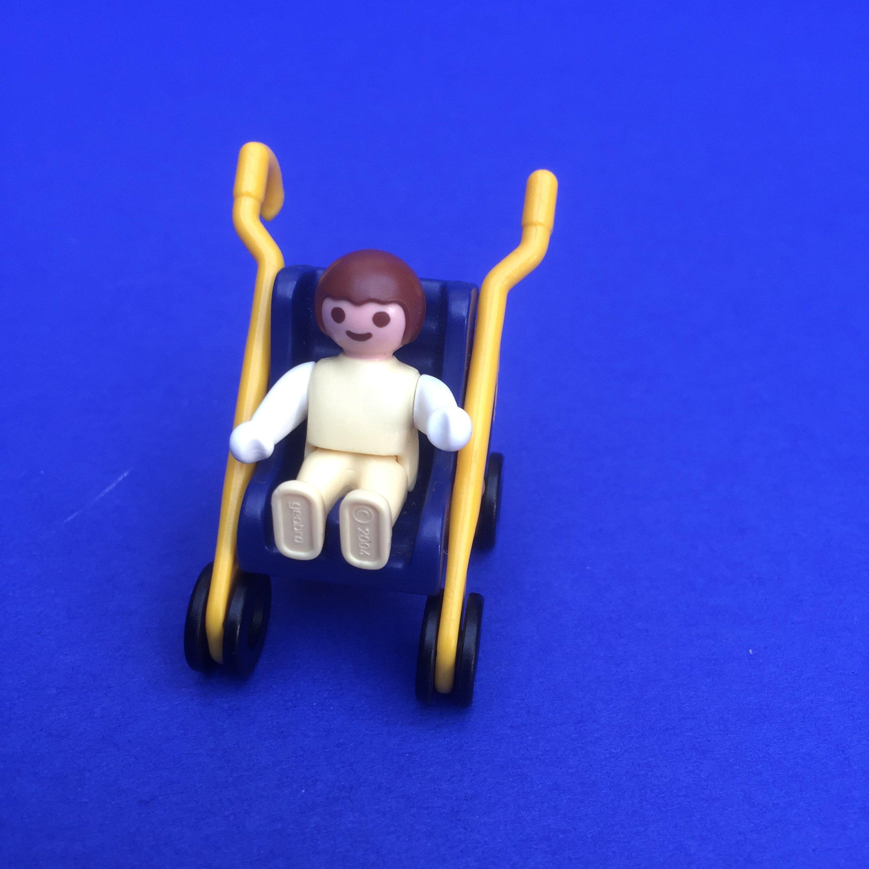 Playmobil buggy-babypopje
