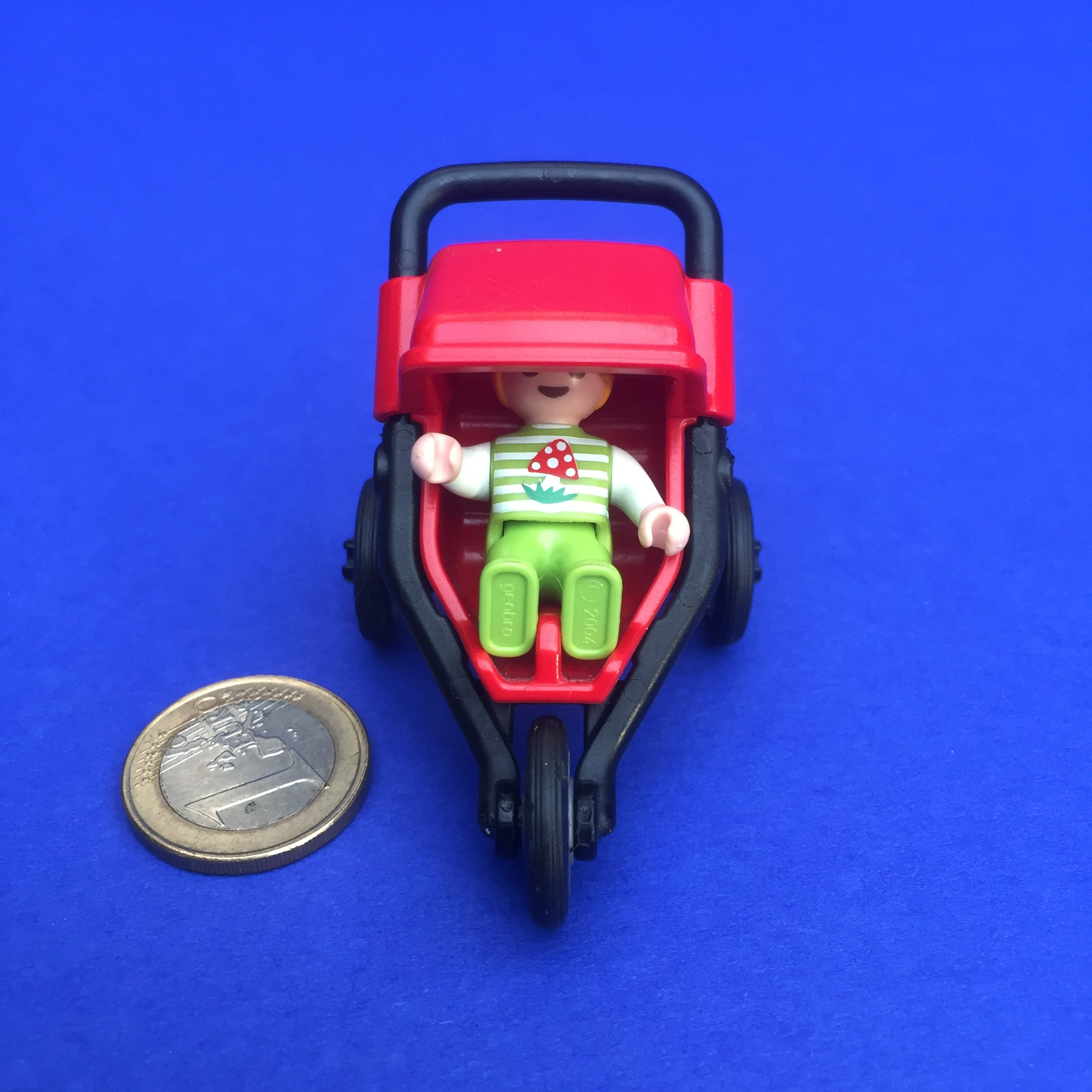 Playmobil-rode-buggy