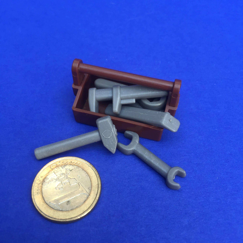 Playmobil gereedschapskistje
