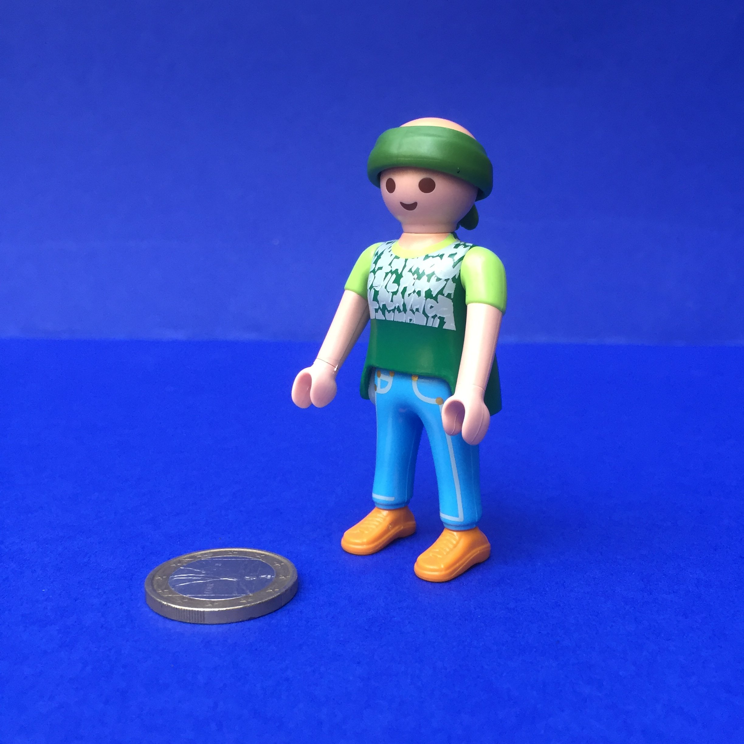 Playmobil-haarband