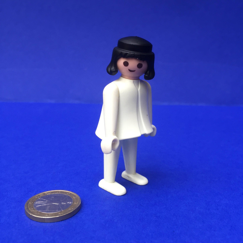 Playmobil-hulpverleenster