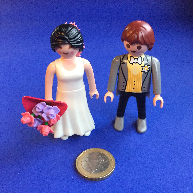 Playmobil bruidspaar