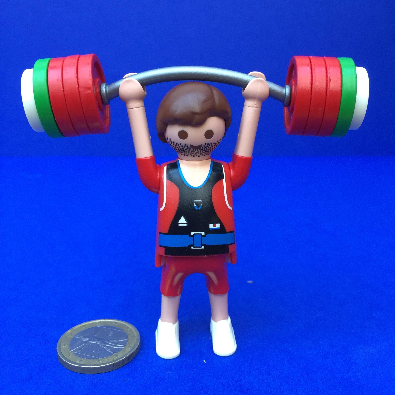 Playmobil-krachtpatser