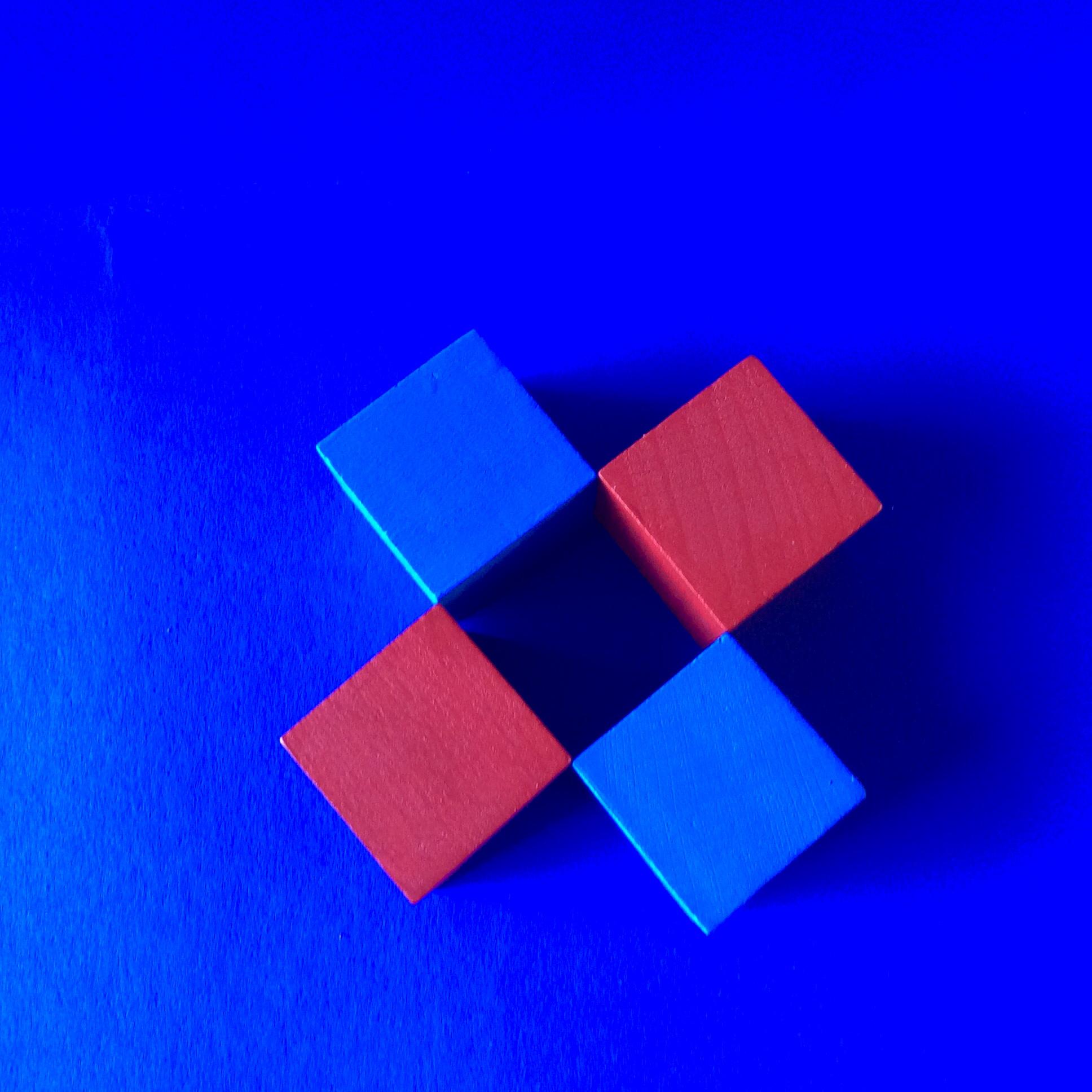 blokjes 4 stuks