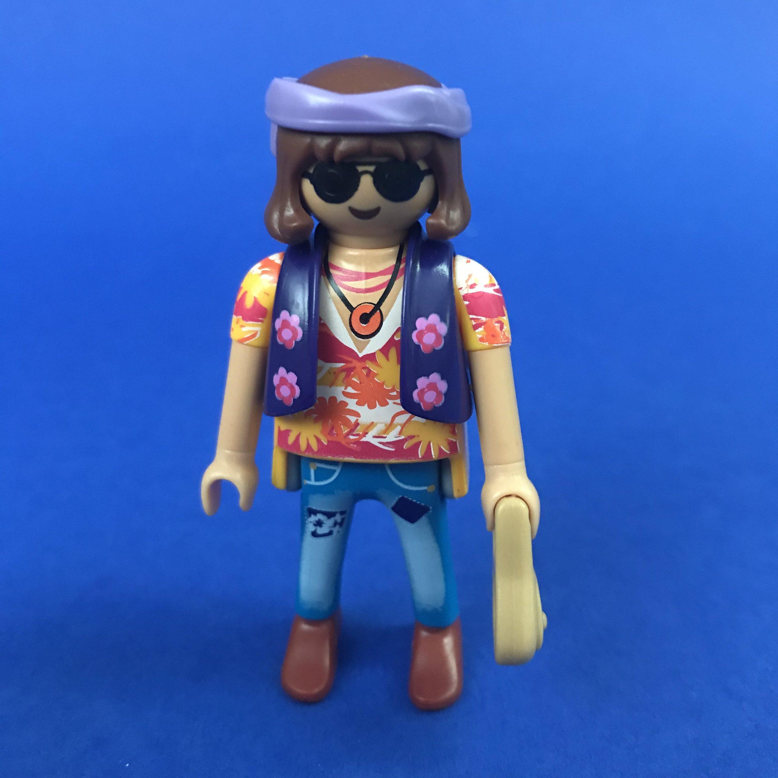 Playmobil-hippy