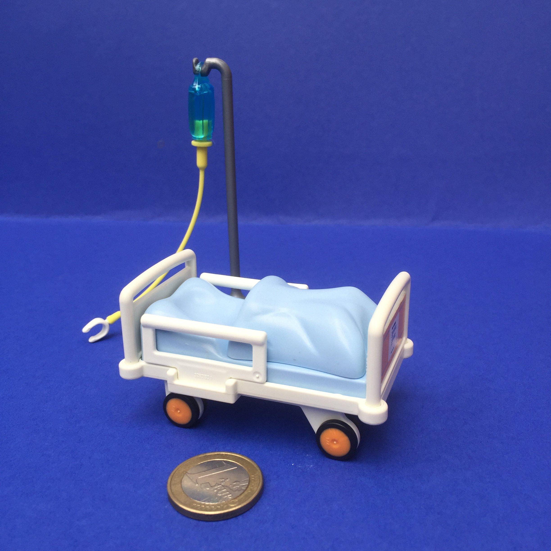 Playmobil-ziekenhuisbedje