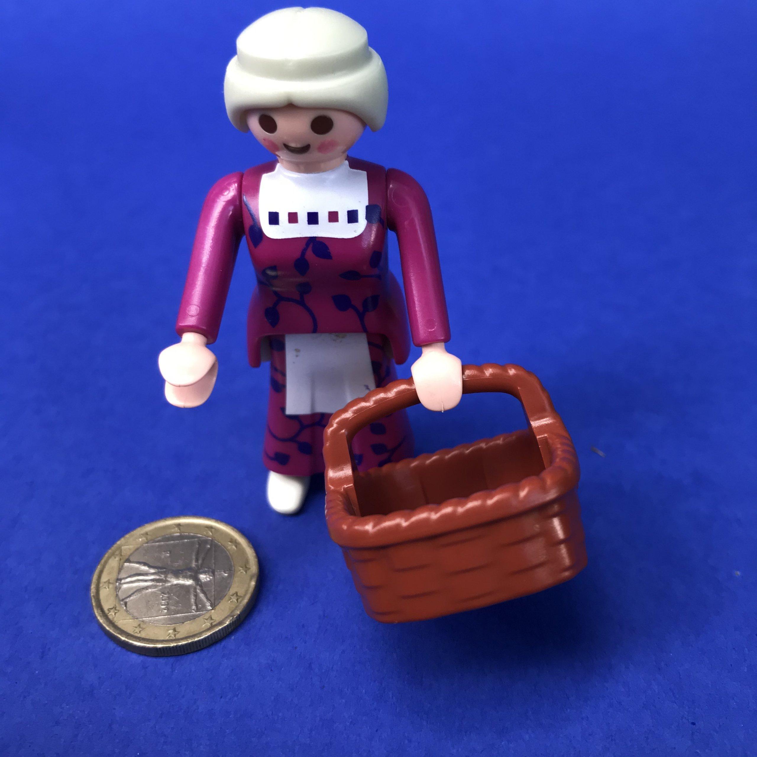 Playmobil-oma