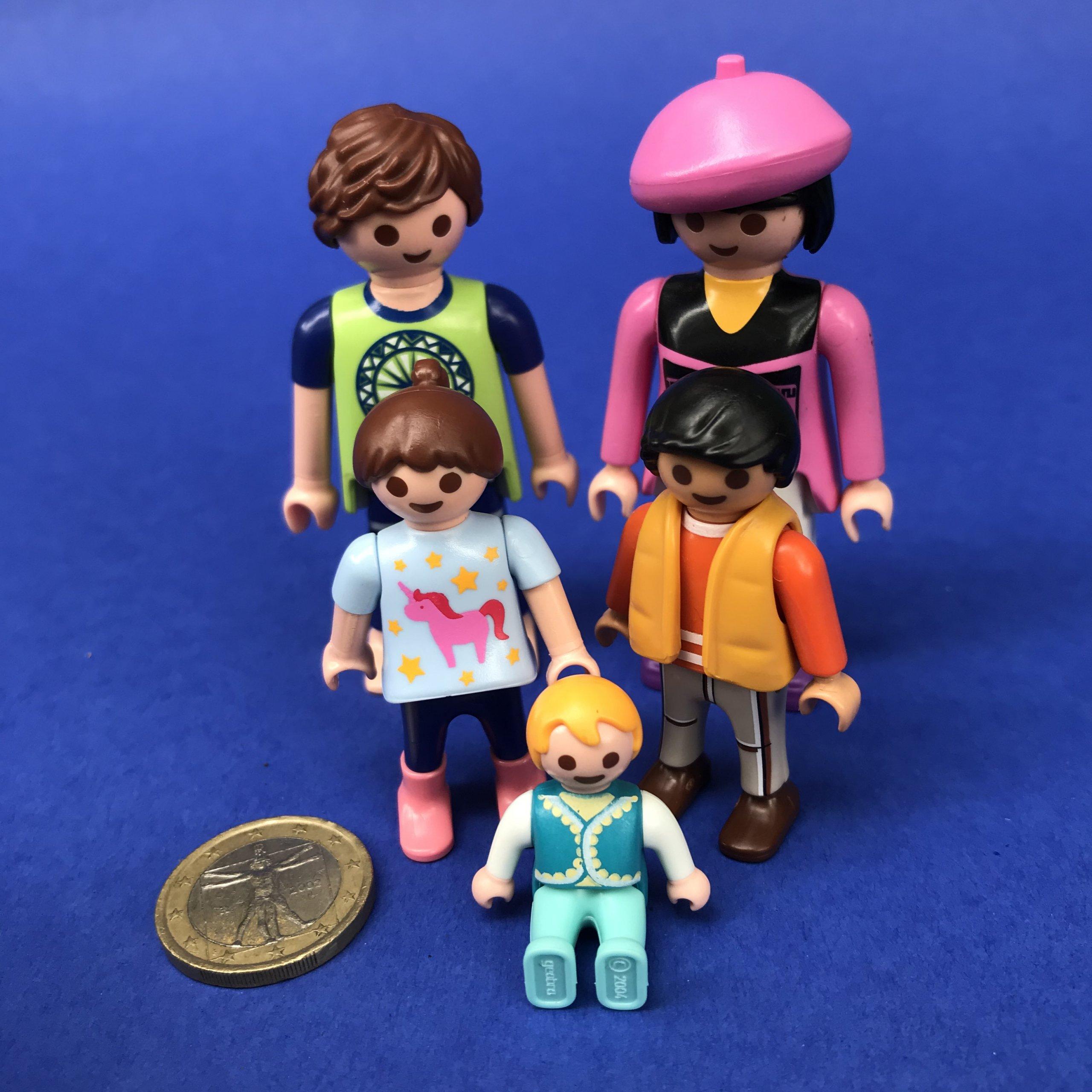 Playmobil gezin