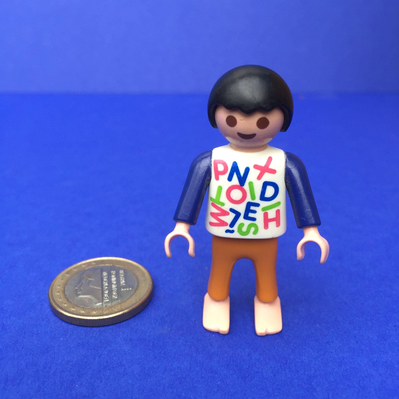 Playmobil-jongetje