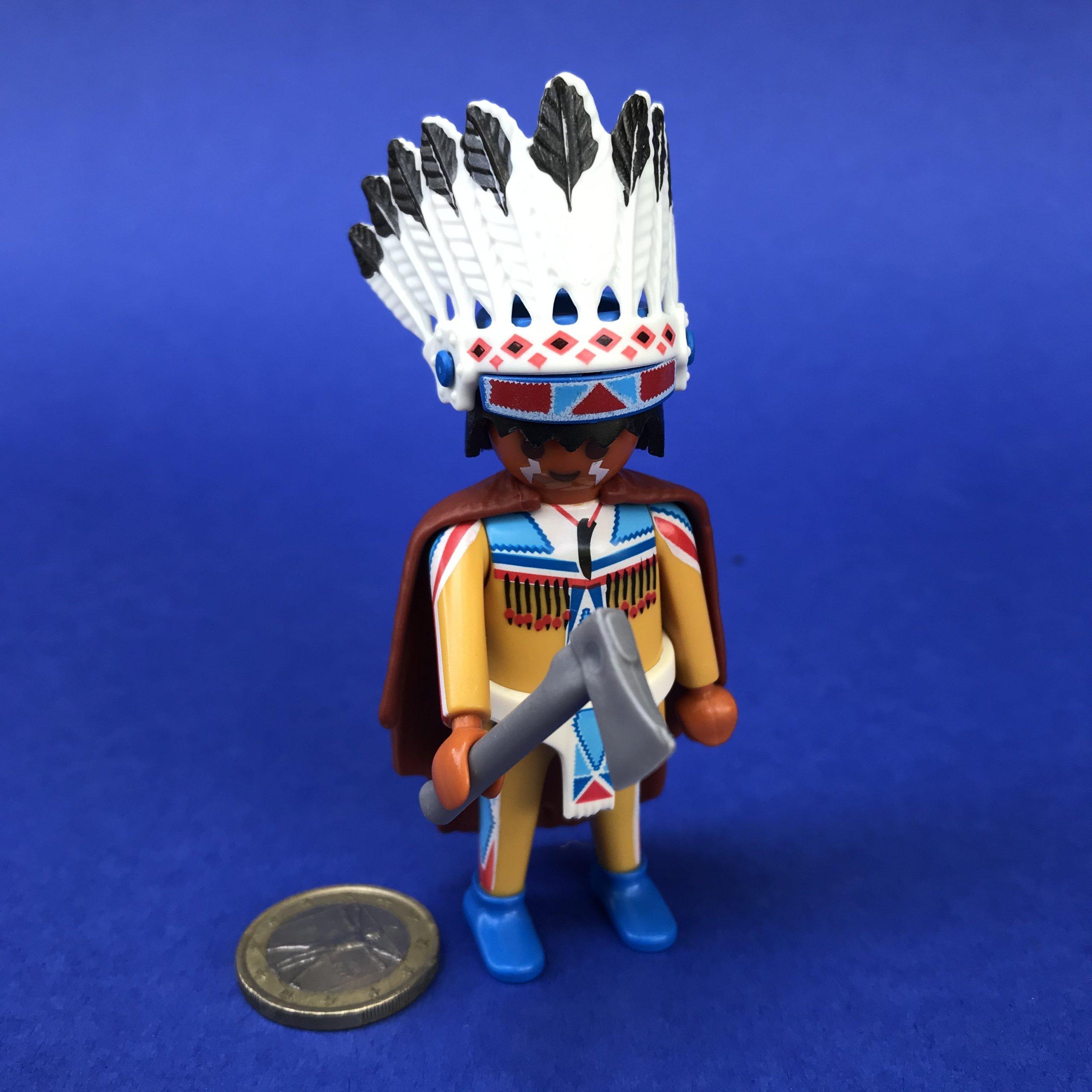 Playmobil-indiaan