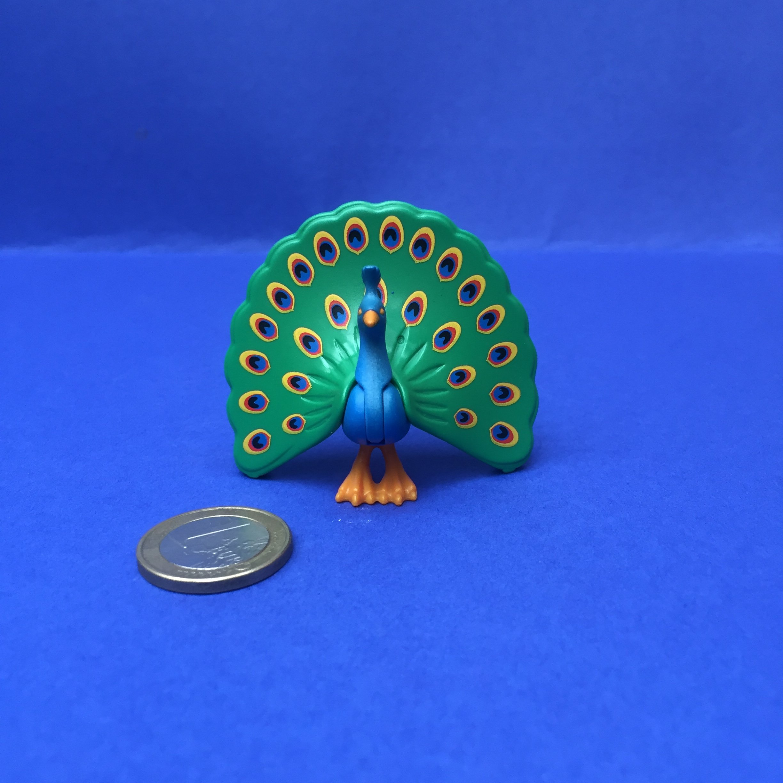 Playmobil-pauw