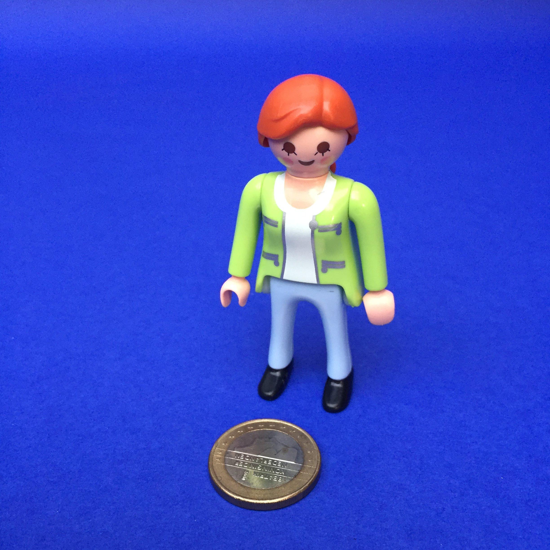 Playmobil-vrouw-rood-haar