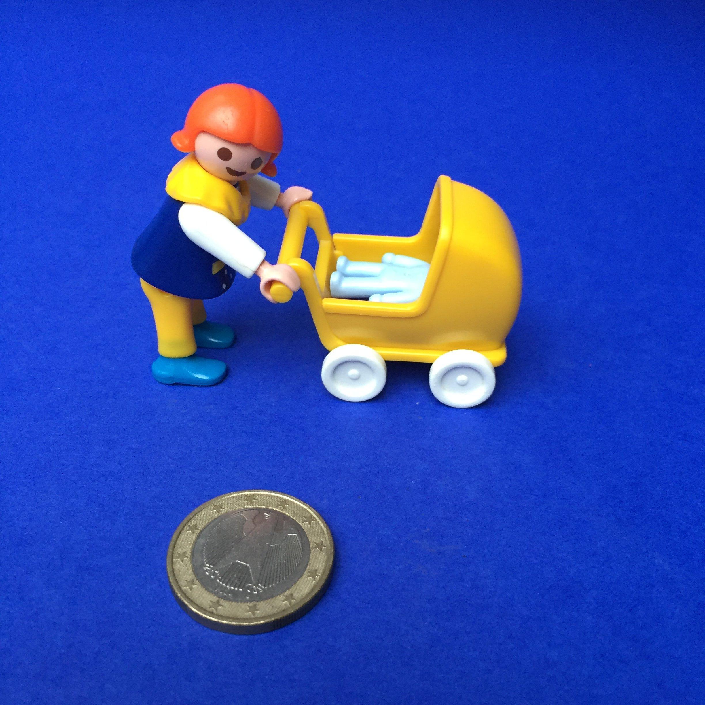 Playmobil-poppenwagentje