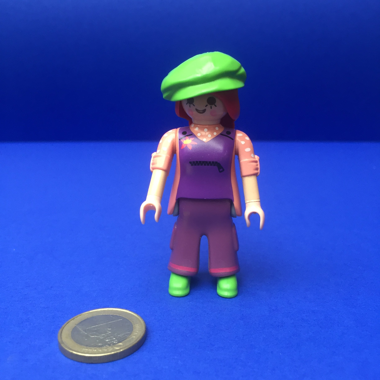 Playmobil puber meisje