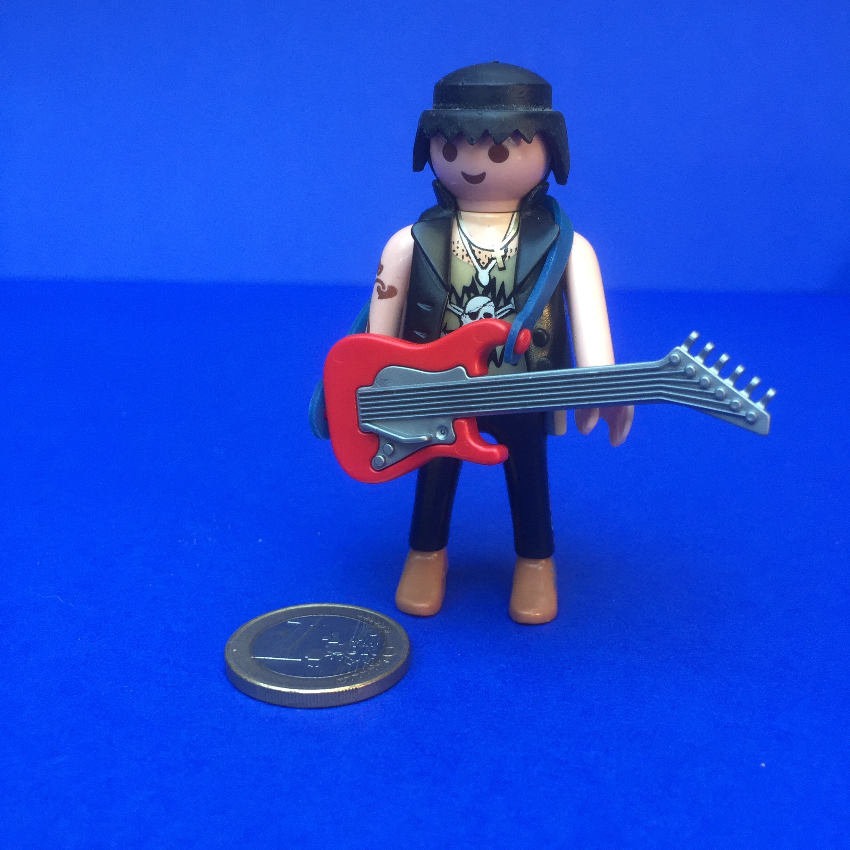 Playmobil-gitaar