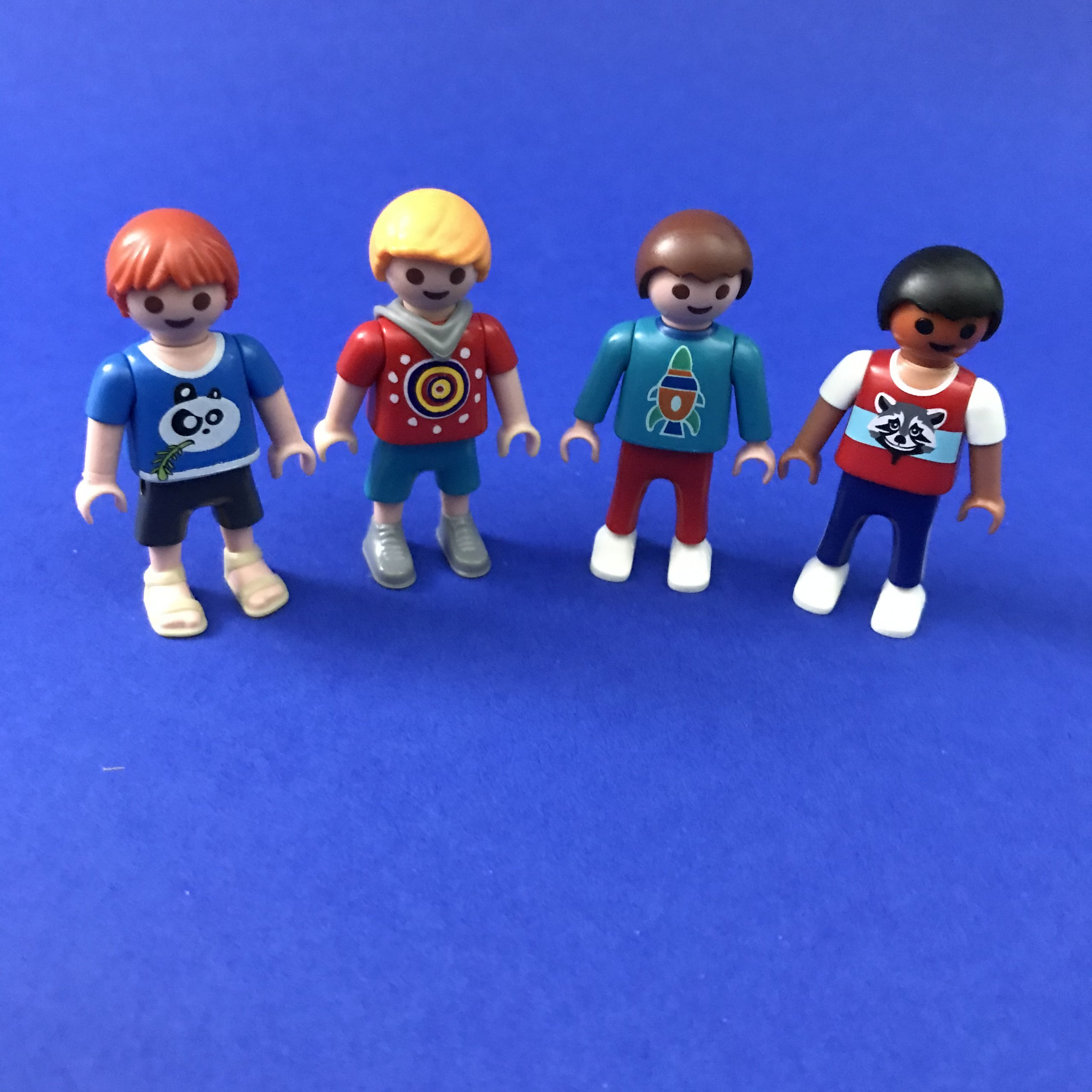 Playmobil-jongetjes