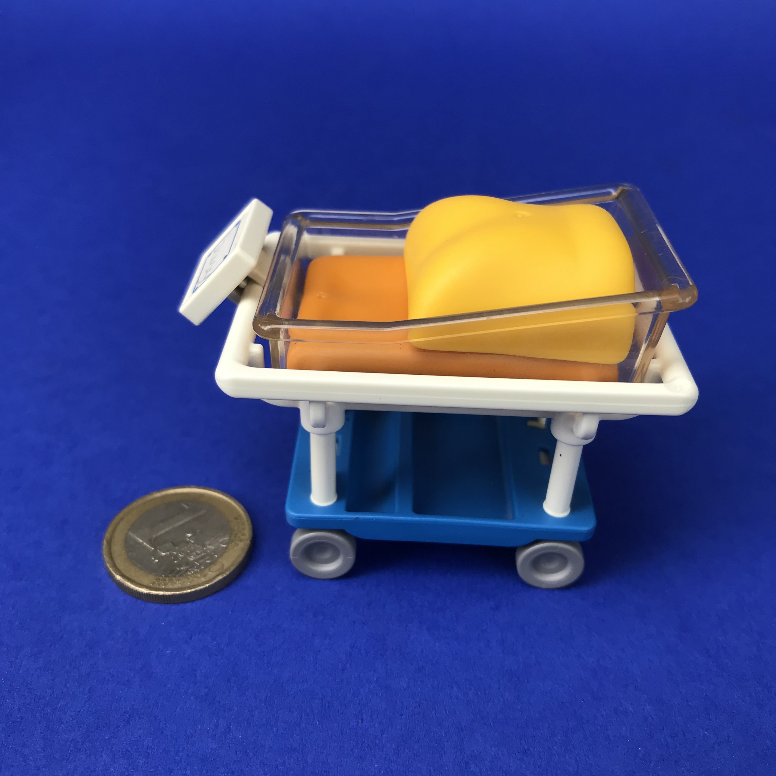 Playmobil-ziekenhuisbedje-baby