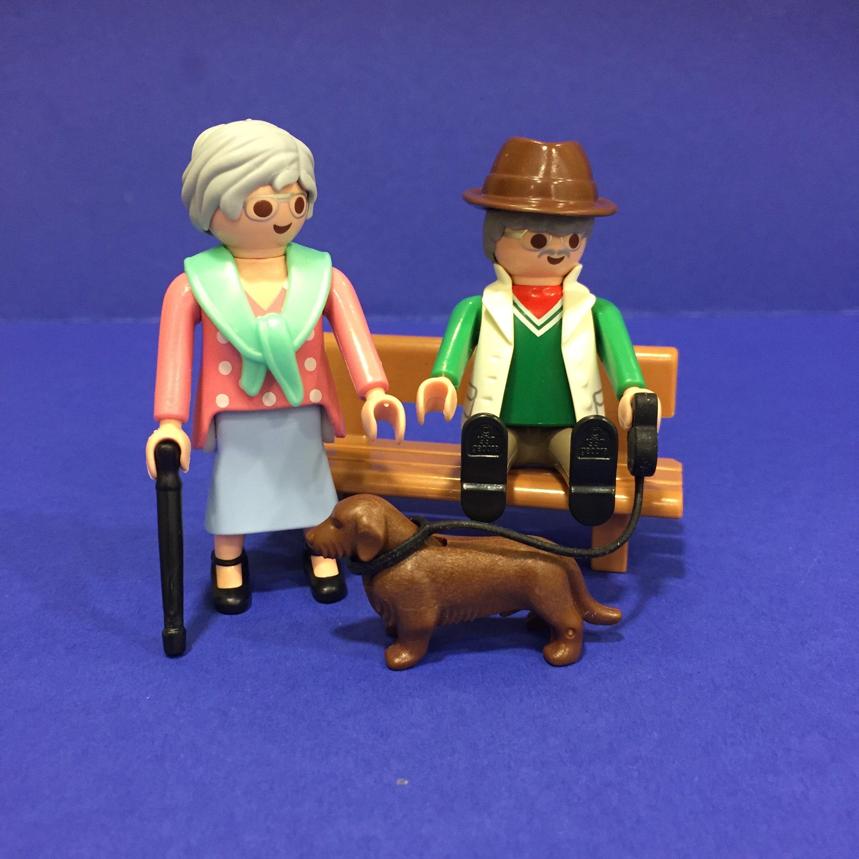 Playmobil-opa-oma
