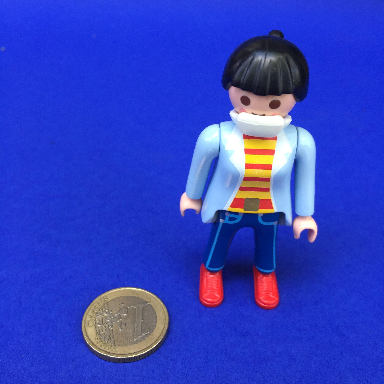 Playmobil-vrouw-mondkapje