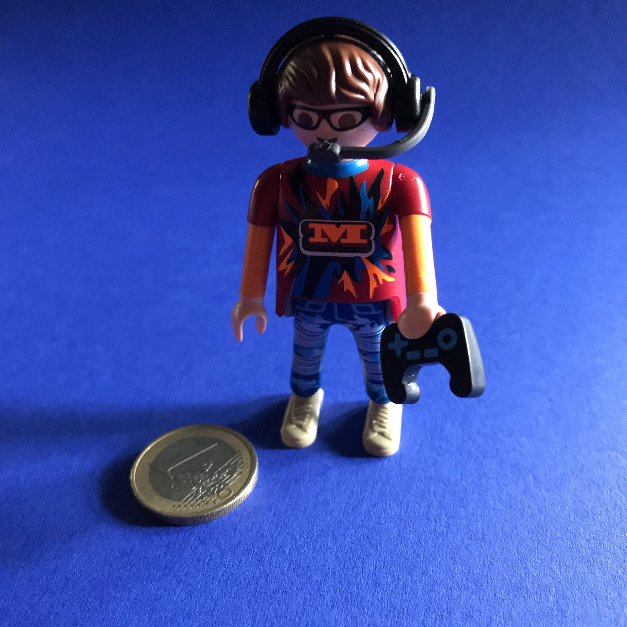 Playmobil-gamer