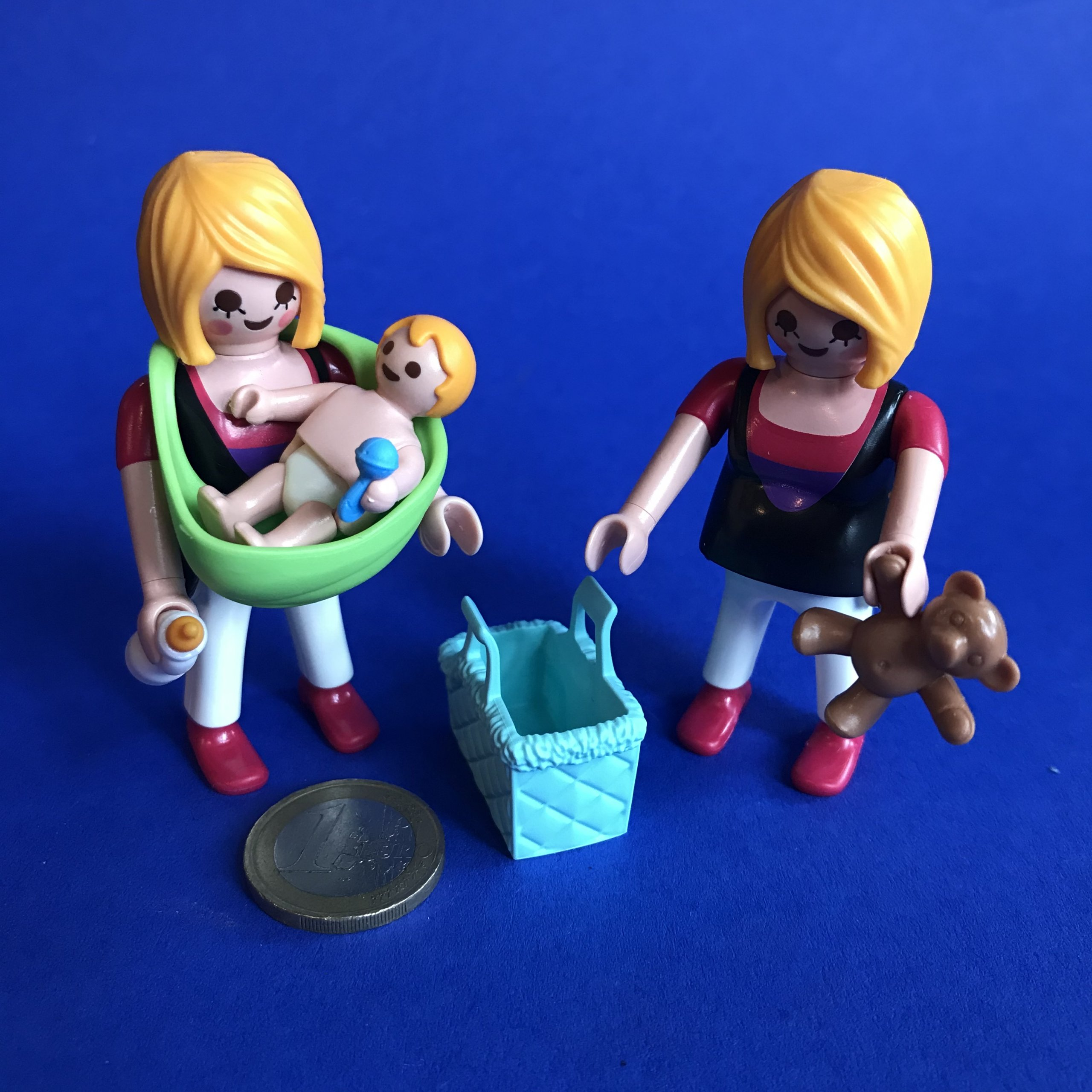 Playmobil-zwangere