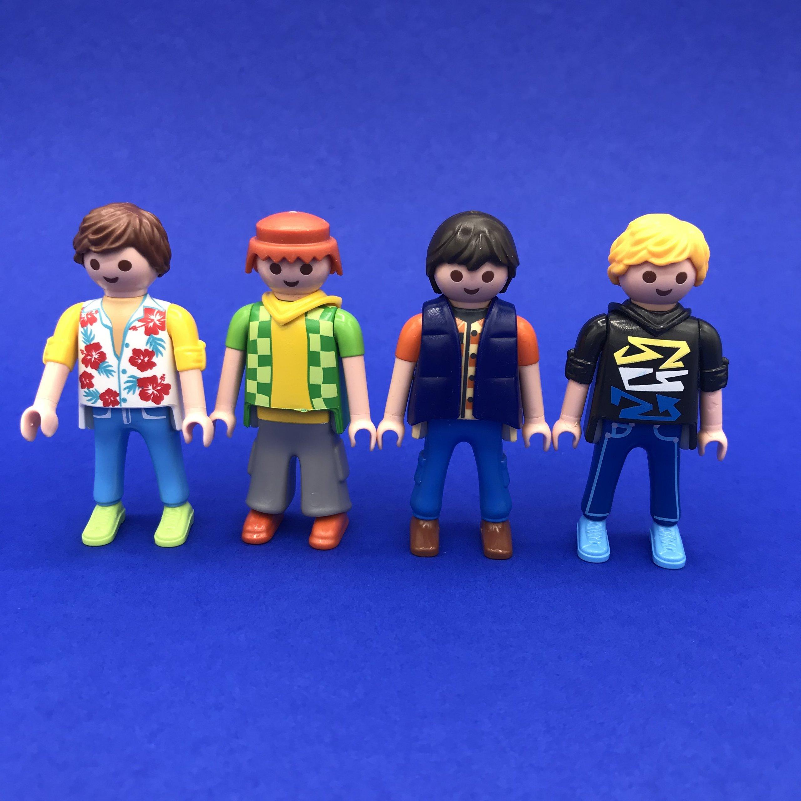 Playmobil-mannen