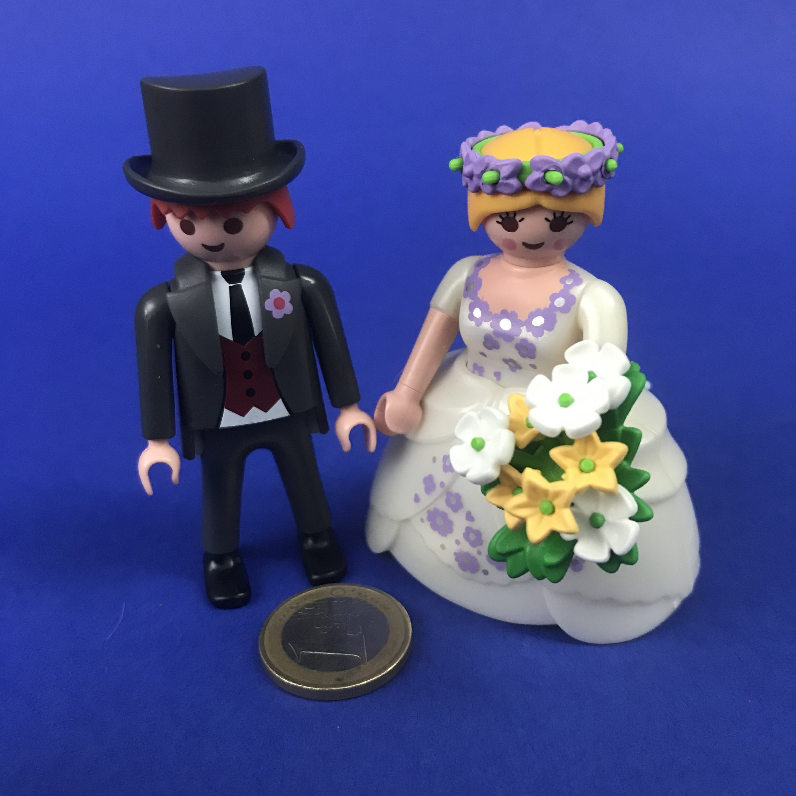 Playmobil-bruidspaar