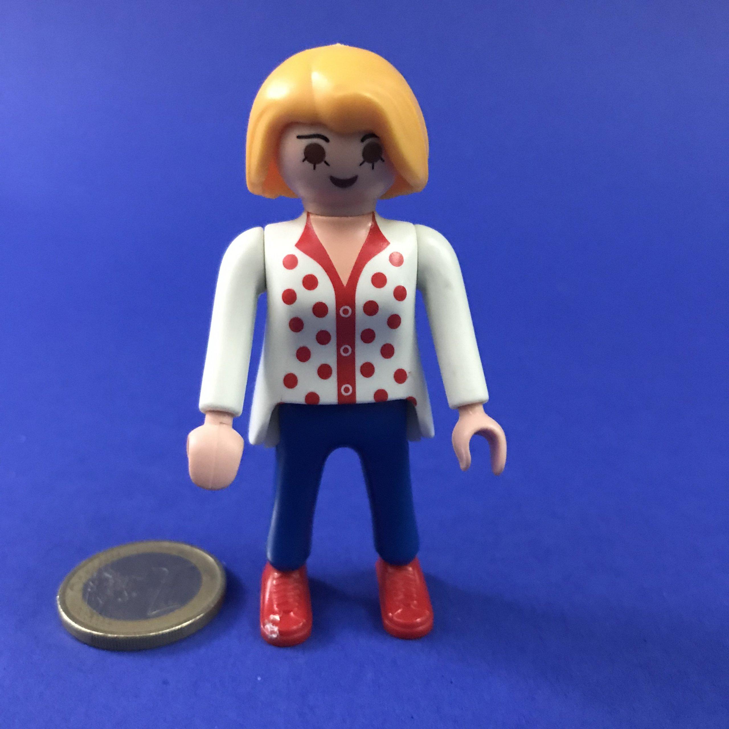 Playmobil-vrouw-blond