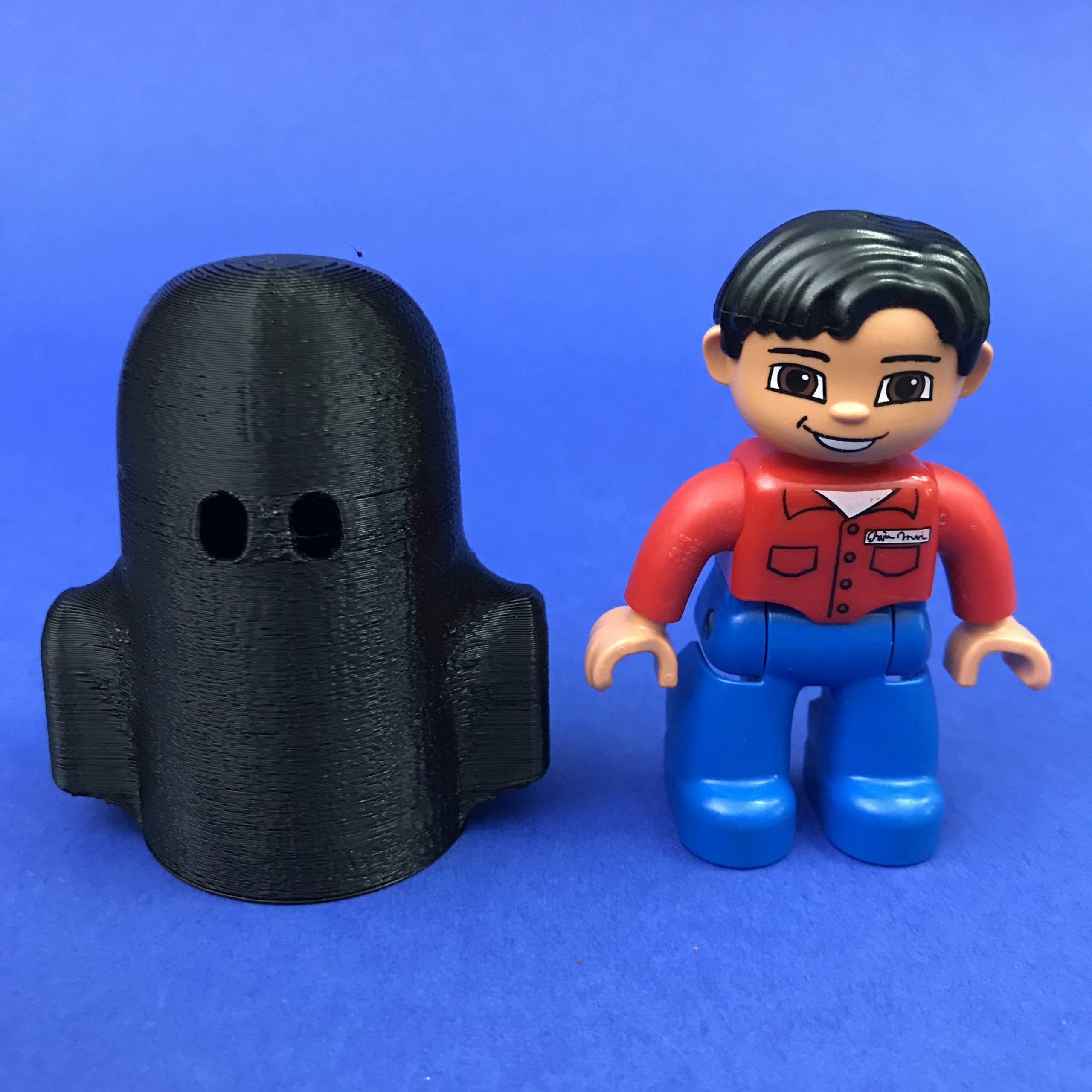Duplo-zwart-spookje